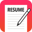 Resume Mobile Pro - design & share professional PDF resume on the go